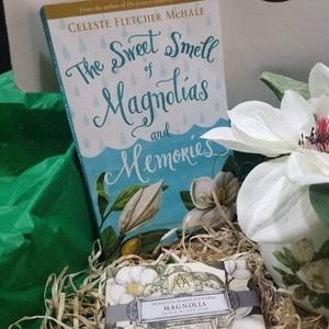 NEW Magnolia Book & Body Care Collection